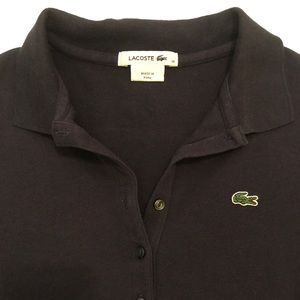 GUC authentic Lacoste polo